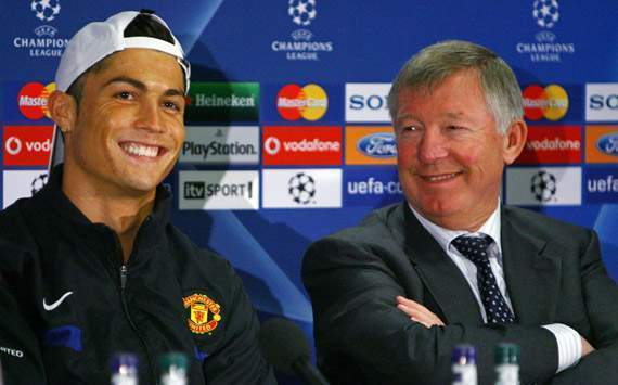 ANG - Ronaldo de retour à Manchester United ?
