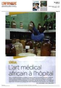 Les tradipratriciens mécontents de la non-organisation de la journée africaine de la médecine traditionnelle