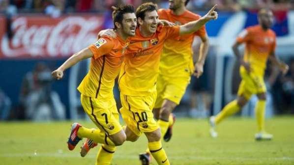 Le maillot extérieur 2013-2014 du Barça déjà dévoilé ?