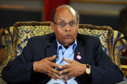 Marzouki : «La Tunisie ne plonge pas dans l'islamisme»