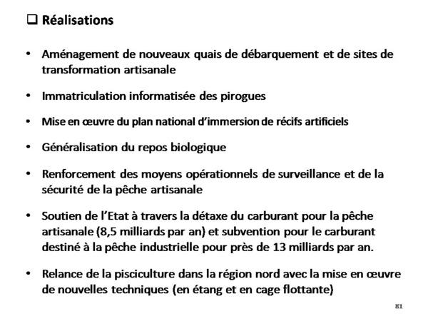 Bilan de l'alternance par Samuel Sarr ( Document preuve) PARTI 4