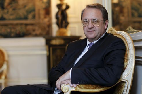 Bogdanov : «Éviter la somalisation de la Syrie»