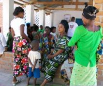 Burundi - Pas touche à ma femme, docteur, elle est musulmane!