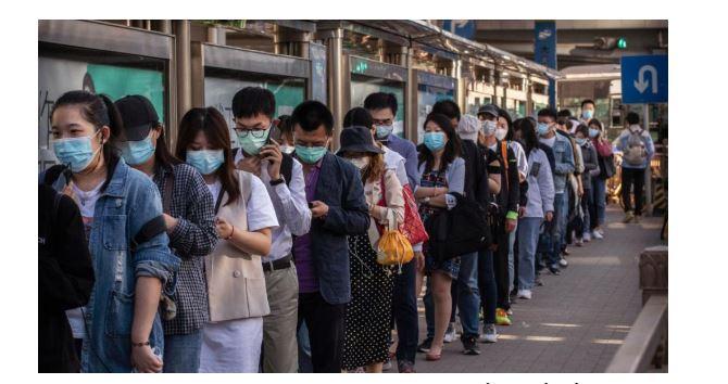Coronavirus en Chine: la Covid-19 serait apparue dès août 2019