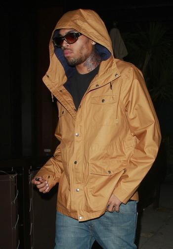 Chris Brown : Un nouveau tatouage troublant !