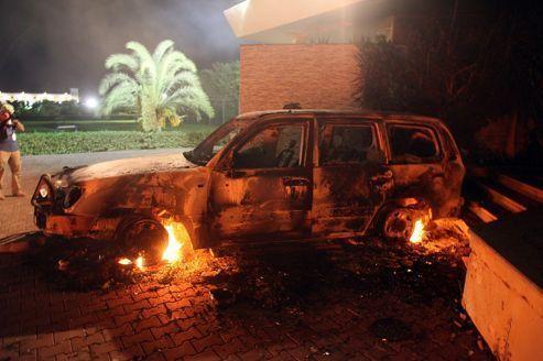 L'ambassadeur américain en Libye tué à Benghazi