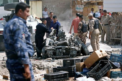 L' Irak replonge dans les violences sectaires