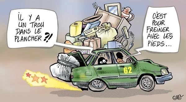 A Ouaga, les deux roues ne font plus la loi