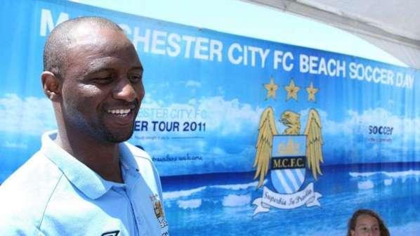 Patrick Vieira dresse un bilan élogieux du mercato de Man City