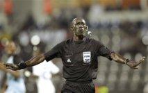 Badara Diatta au sifflet pour la finale de la coupe de la Ligue