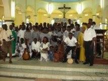 Pour soutenir les sinistrés des inondations des chorales de l'archidiocèse de Dakar organisent un concert de solidarité