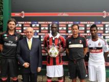 Le Milan AC poursuit son opération rajeunissement