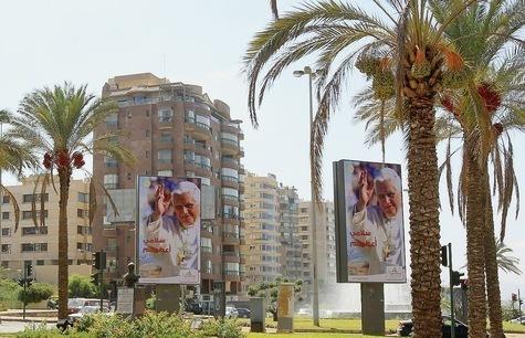 Le Liban affiche une union de façade