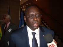 "[Audio] Macky Sall: ""Nous avons des institutions debout"""