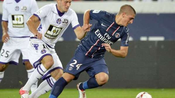 PSG-Toulouse : les notes du match