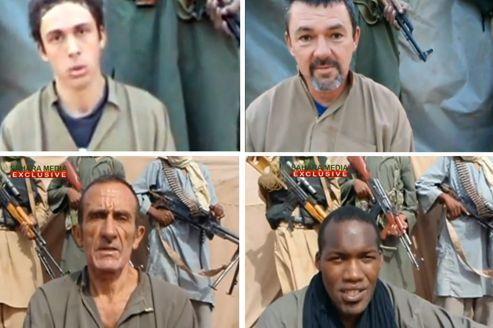 Otages au Mali: Paris pris dans le piège d'al-Qaida