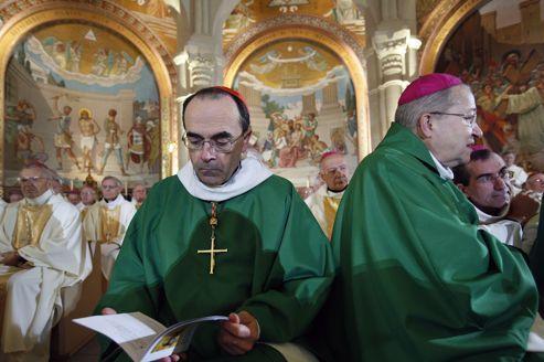 Mariage gay: polémique après les propos de Mgr Barbarin