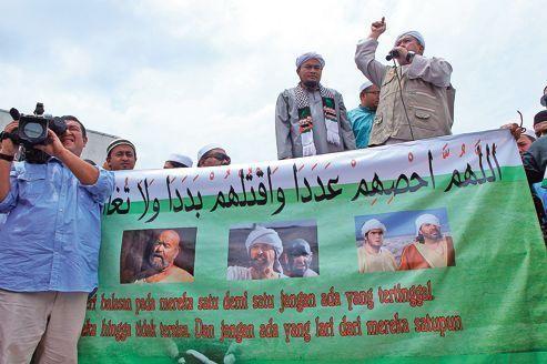 Les USA piégés par quelques fanatiques anti-islam