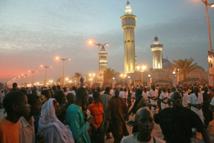 Touba : des fidèles mourides protestent contre le film ''L'innocence des musulmans''