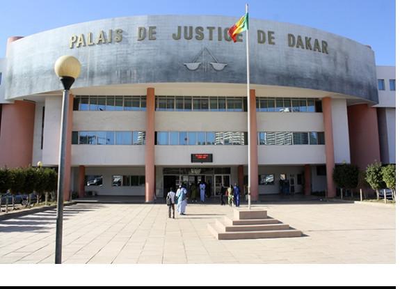 Palais de justice: Toutes les audiences renvoyées, seuls les jugements en flagrant délit auront lieu d'ici le 3 juillet, à condition…