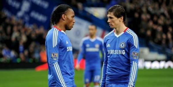 Chelsea : Torres enfin prêt à succéder à Drogba