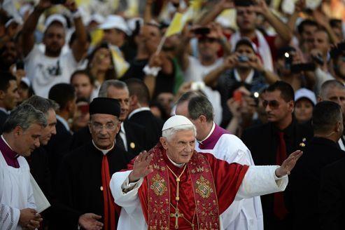 Benoît XVI : «Chrétiens et musulmans, unissez-vous»