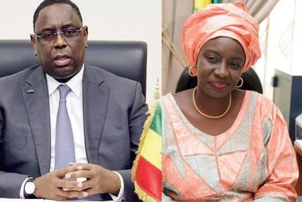 Décès de Nafissatou Sow, sa mère : condoléances et témoignages sur leurs bonnes relations de Macky Sall à la famille de Mimi Touré