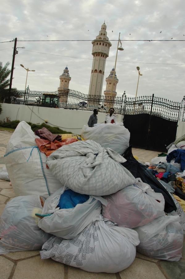 Week-end de solidarité avec les populations sinistrées de Touba
