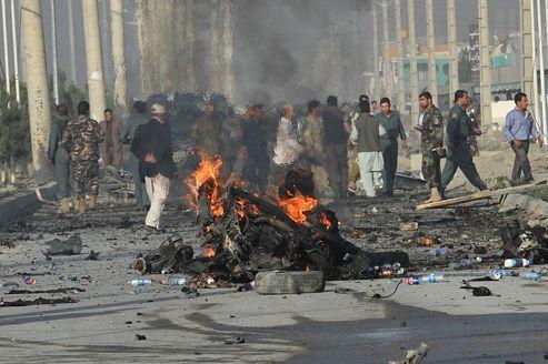 Un attentat en répresailles au film anti-islam frappe Kaboul