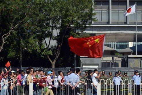 La fureur antijaponaise enfièvre la Chine