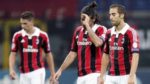 Un Milan AC en plein cauchemar et taillé en mille morceaux !