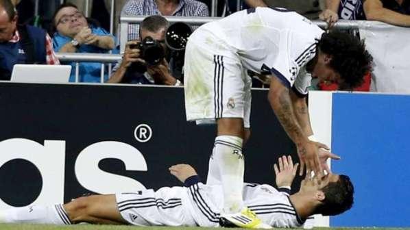 José Mourinho s'enflamme pour son Real Madrid !