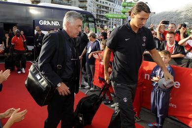 PSG : Ancelotti distribue les bons points