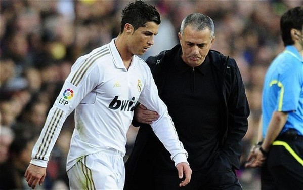 Real Madrid : José Mourinho et Cristiano Ronaldo réconciliés avec les Madrilènes