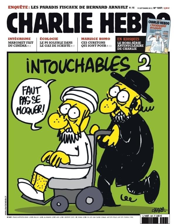 Charlie Hebdo joue-t-il avec le feu?