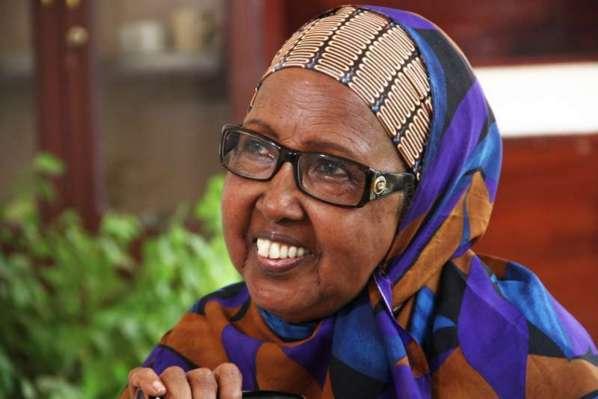 Somalie - Hawa Aden Mohammed, une Mama pour toutes les réfugiées