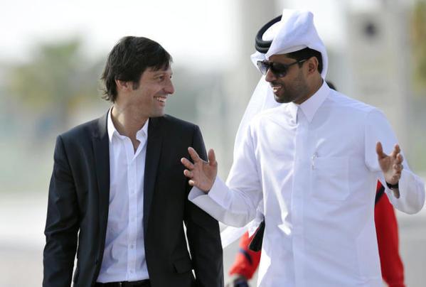 Le PSG fait le bonheur d'Al-Khelaifi