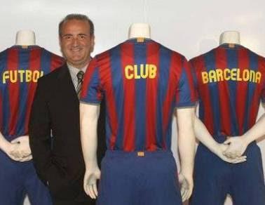 Quand un ex-dirigeant du Barça insulte Mourinho