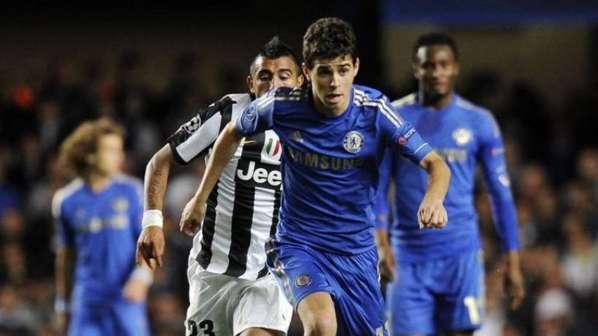 LdC, Chelsea : la sensation Oscar fait un carnage !