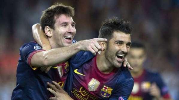 LdC : Lionel Messi, l'éternel héros d'un Barça pris au piège du Spartak