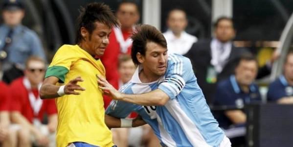 Le Brésil s'offre l'Argentine en amical
