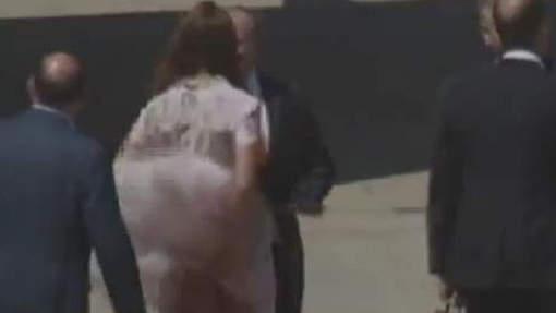 Kate Middleton fait sa Marilyn