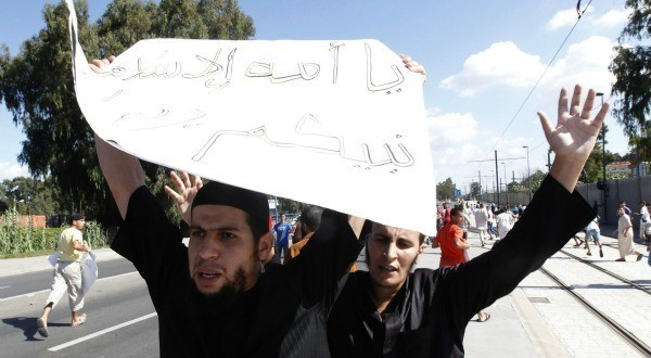 La singularité algérienne face à «L'innocence des musulmans»