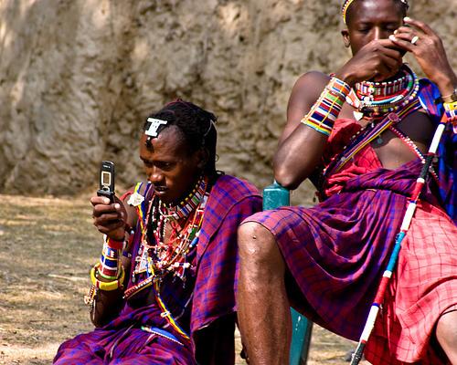 Comment la téléphonie mobile révolutionne l'Afrique