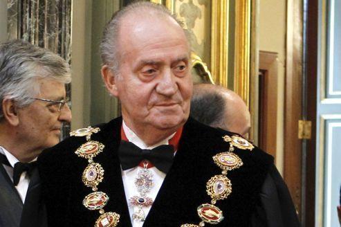 Le roi Juan Carlos rappelle à l'ordre la Catalogne