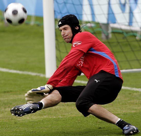 Chelsea : la déception de Petr Cech