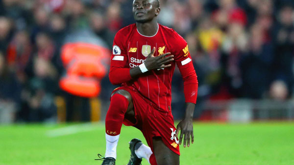 Premier League - Everton tient en échec Liverpool de Sadio Mané