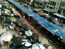 Mbour: le préfet annonce le désencombrement du marché central