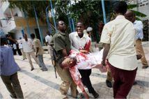 Somalie - Deux kamikazes ensanglantent Mogadiscio