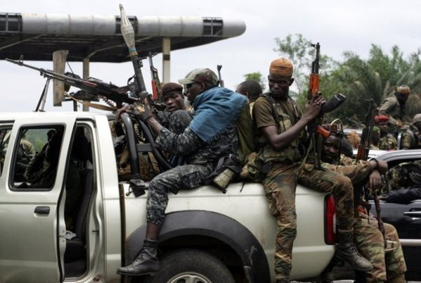 Côte d'Ivoire - Attaques armées contre des forces de sécurité à Abidjan